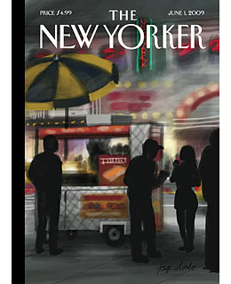 The New Yorker June 1 The Top 10 Everything Of 2009
