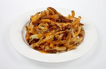 Outback Steakhouse Aussie Cheese Fries Top 10 Worst Fast