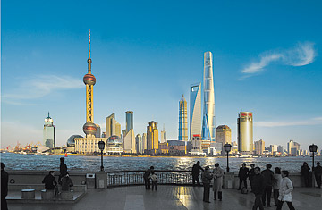 Shanghai Tower The Green Design 100 Time