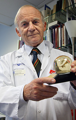 The Next 100 Years >> Dr. Alain Carpentier - The 2009 TIME 100 Finalists - TIME