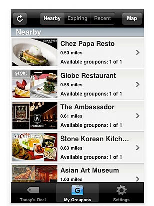 Groupon - The Top 10 Everything of 2010 - TIME