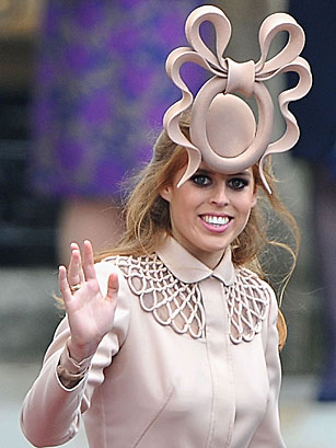 ab4720275bac3 Princess Beatrice s Fascinator - The Top 10 Everything of 2011 - TIME