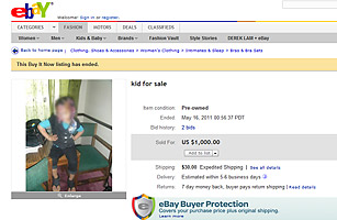 Mom Tries To Sell Kids On Ebay The Top 10 Everything Of 2011 Time