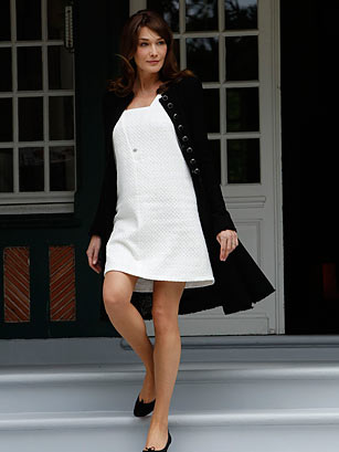 Carla Bruni G 8 Summit Luncheon The Top 10 Everything Of 2011 Time