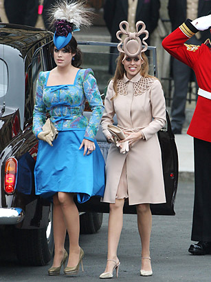 Princesses Beatrice And Eugenie That Wedding The Top 10