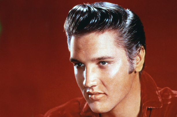 Superb Elvis Presley39S Pompadour Iconic Hairstyles The Zelda The Short Hairstyles For Black Women Fulllsitofus