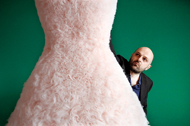 Hussein Chalayan All Time Top 100 Icons In Fashion