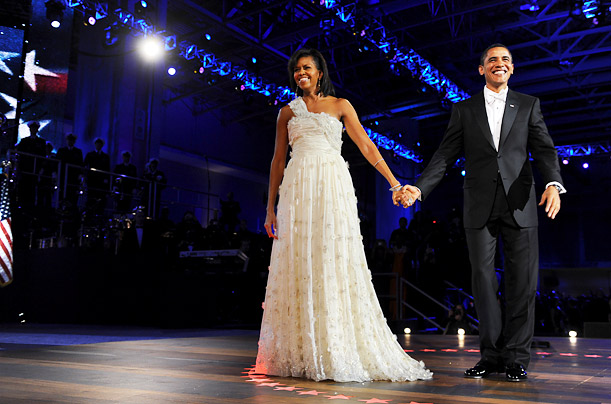 Michelle Obama - All-TIME Top 100 Icons in Fashion, Style and Design
