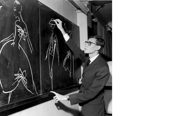 8c32ec49 Yves Saint Laurent - All-TIME Top 100 Icons in Fashion, Style and ...