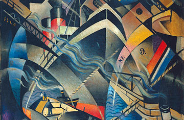 The Past Of Futurism At The Tate Time