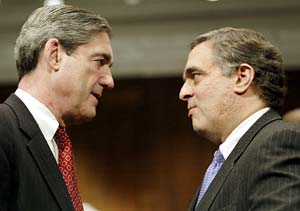 George tenet and and the last