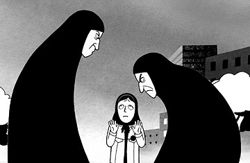 Persepolis 2 The Story Of A Return By Marjane Satrapi Top 10 Everything 2004 Time