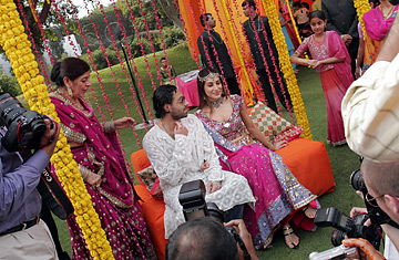 The Big Fat Indian Wedding Grows Bigger and Fatter - TIME