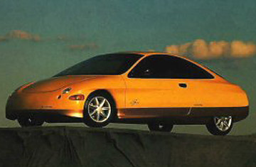 1996 Solectrica Sunrise The History Of The Electric Car