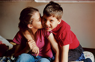 Autistic Kids: The Sibling Problem - TIME