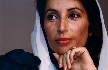 Thank benazir bhutto male domination of women pity