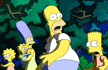 The Simpsons Movie Dvd And Conquer Time
