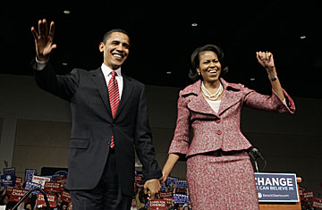 Barack Obama South Carolina