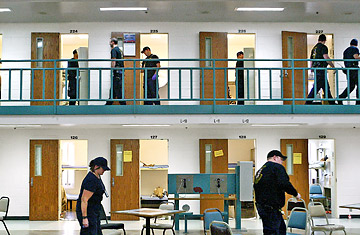 trying to keep cell phones out of prison time