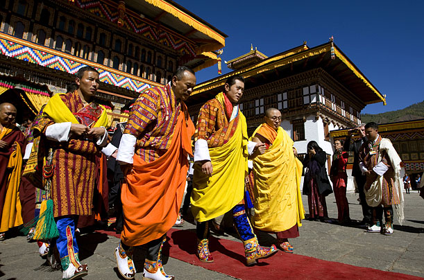 Essay on the Democracy in Bhutan