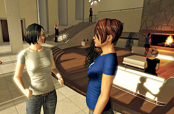 A PG-Rated Second Life - TIME
