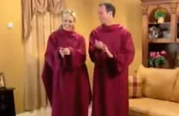 The Cult Of The Snuggie That Ubiquitous Tv Ad Time