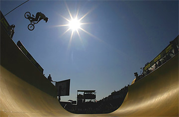 A Brief History of the X Games - TIME