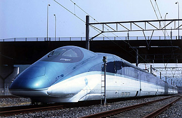 A Brief History of High-Speed Rail - TIME