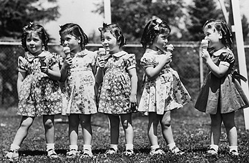 A Brief History of Multiple Births - TIME