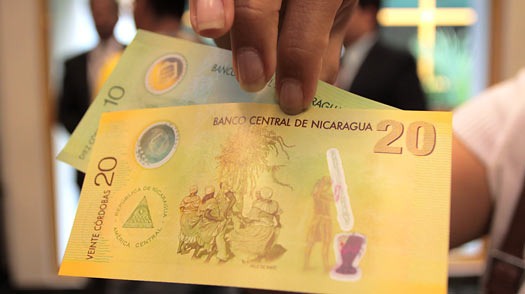 For Nicaraguans New Currency Is A Hot Potato 4vf News Daily News Channel