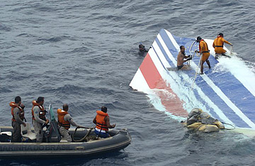 Air France Flight 447: Can the Crash Be Solved Without the