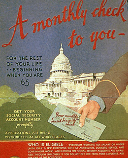 social security the legacy of fdr time