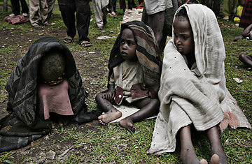 Drought and Famine: Ethiopia's Vicious Cycle Continues - TIME