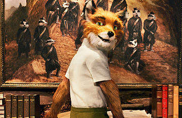 Fantastic Mr Fox Review Wes Anderson Returns To Form Time