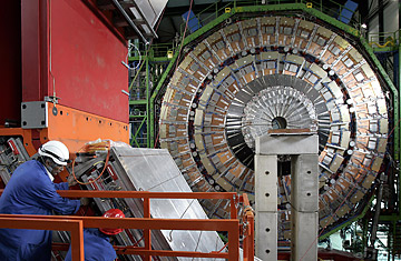Large Hadron Collider: Damaged by a Time-Traveling Bird? - TIME