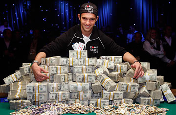 Joe Cada, Poker World Series Winner, Is Youngest Champ - TIME