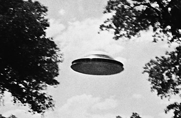 A Brief History of UFOs - TIME