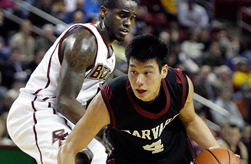 big sale 0c45a 02fb7 Jeremy Lin: Asian Basketball Star Faces Racial Slurs - TIME