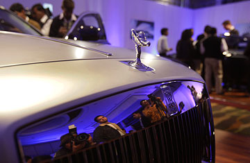 Luxury Car Brands Picking Up Speed With Indian Consumers Time