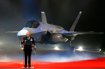 Gates F 35 Fighter Jet Cost Schedule Woes Unacceptable