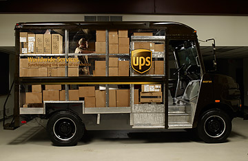 UPS' Road to Recovery - TIME