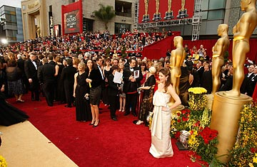 The Oscar Red Carpet Minefield For Celebrities Time