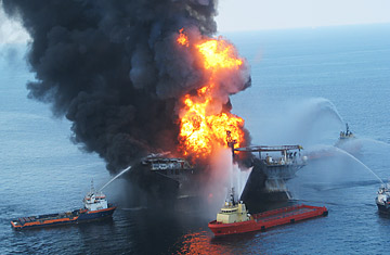 Just How Dangerous Are Oil Rigs, Anyway? - TIME