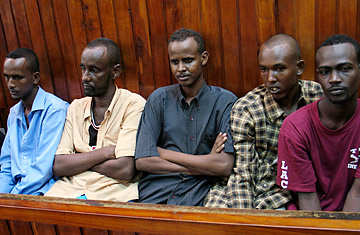 Somali pirate sentenced to more than 33 years for 2009 ... |Somali Pirates Captured Muse