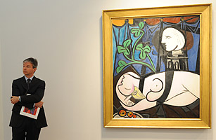 Most Expensive Painting - Top 10 Most Expensive Auction Items - TIME
