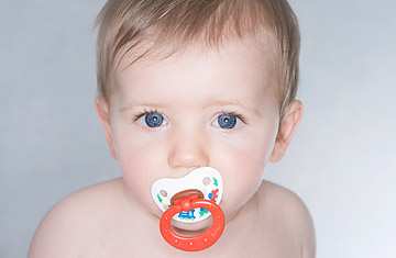How To Get Rid Of The Pacifier The Binky Fairy Time