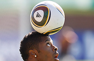 new arrival d2a23 30864 World Cup Ball Jabulani by Adidas Sparks Complaints - World Cup 2010 ...