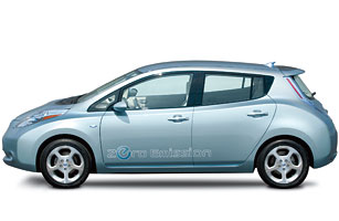 nissan leaf the charge of the electric brigade time. Black Bedroom Furniture Sets. Home Design Ideas