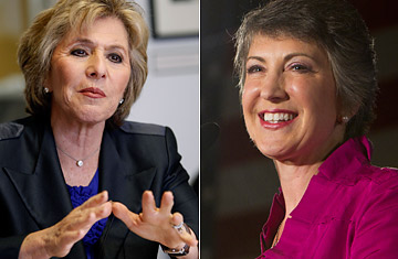 carly fiorina daughter died