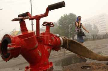 Has Russia's Heat Wave Changed Stance on Climate Change? - TIME
